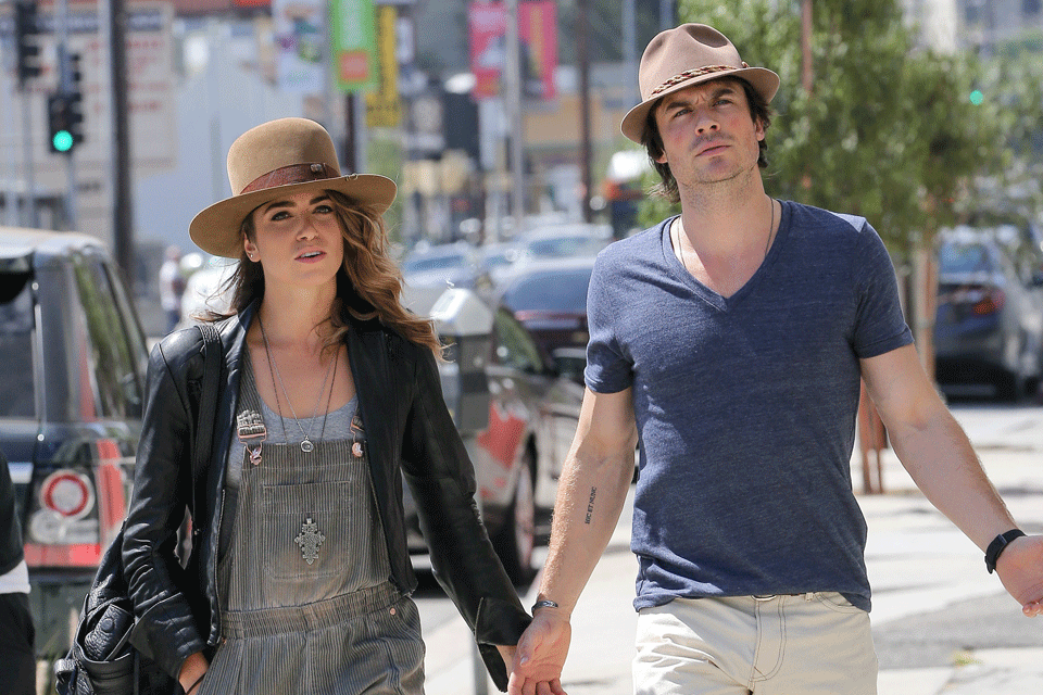 is nina dobrev and ian somerhalder dating 2014 Nina dobrev dating history (february 07, 2014) in edgewood nina and ian began dating in late march 2010.