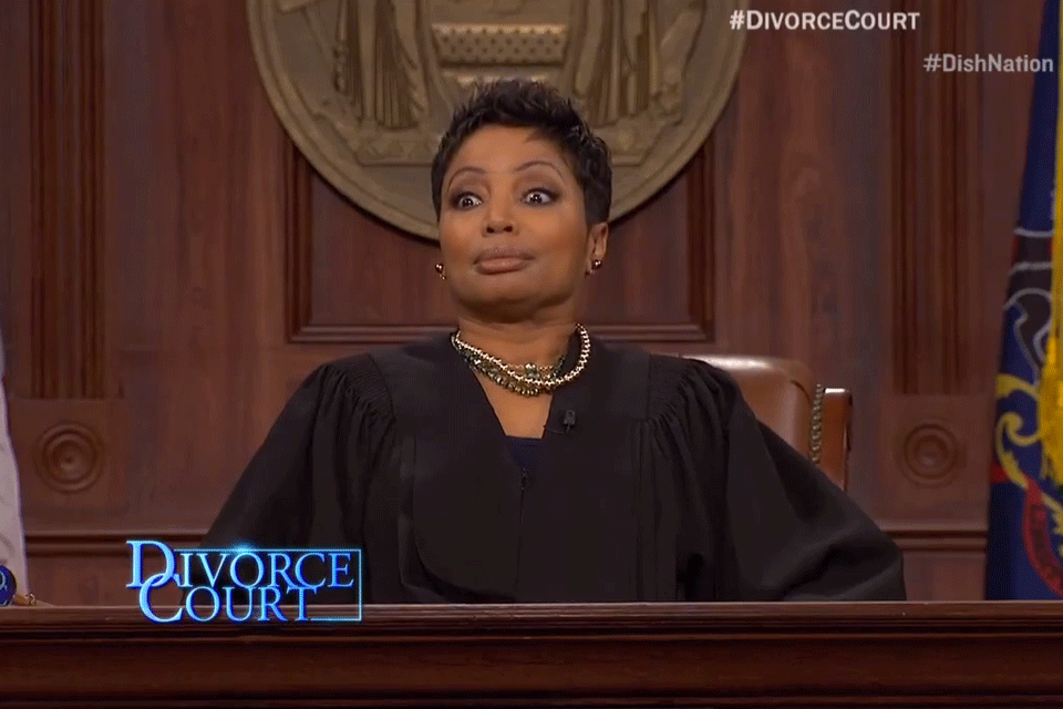 How to get on divorce court tv show