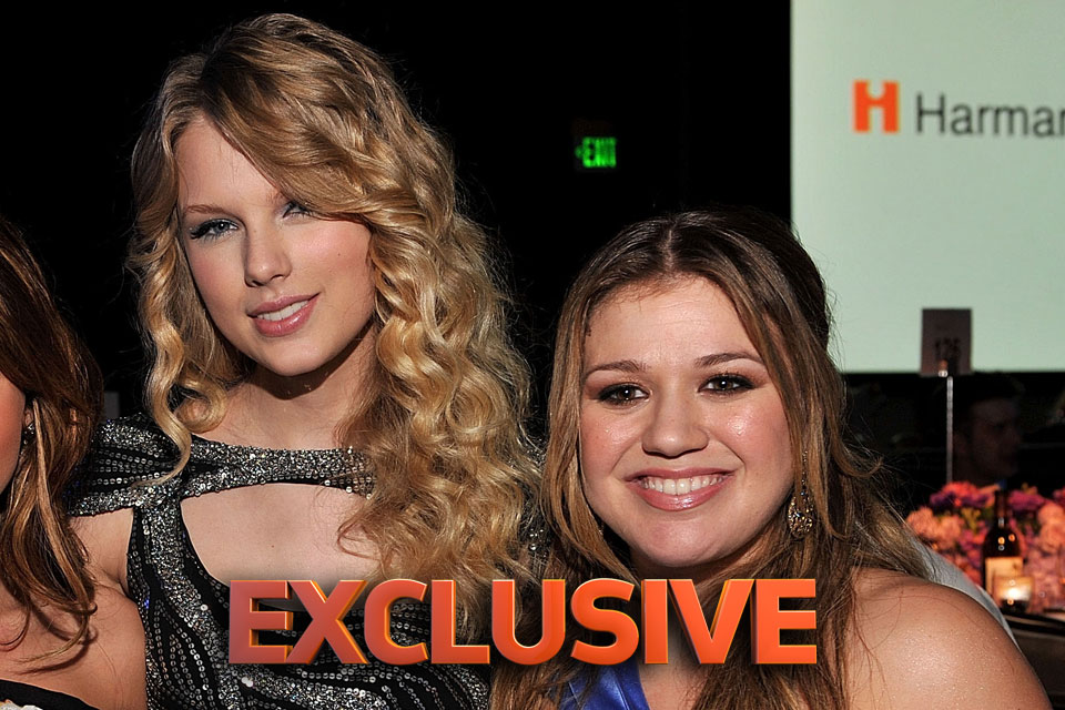 exclusive kelly clarkson dying to duet with taylor swift