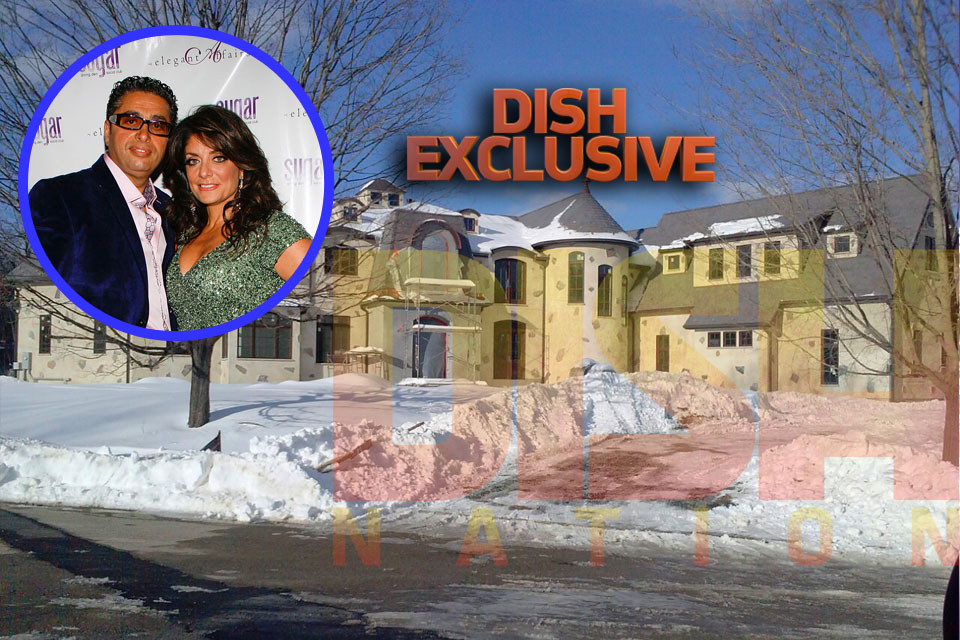 Rhonj stars kathy rich wakile 39 s dream house nearly for New jersey house music