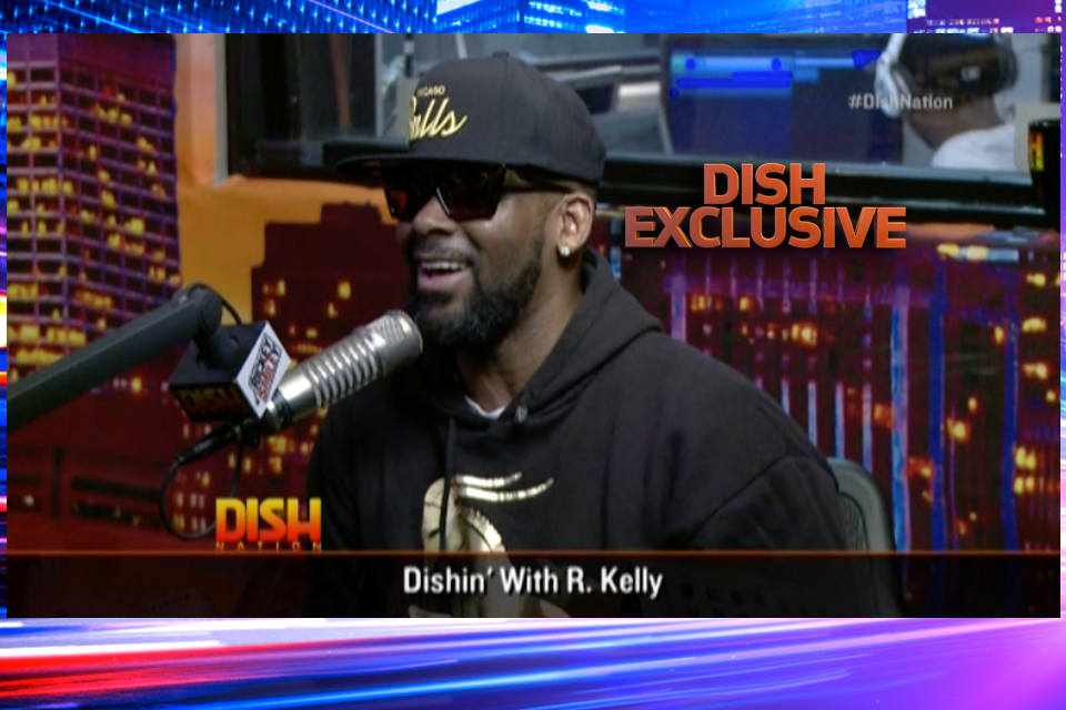 R. Kelly Open To Collaborating Again With Jay Z - Dish Nation