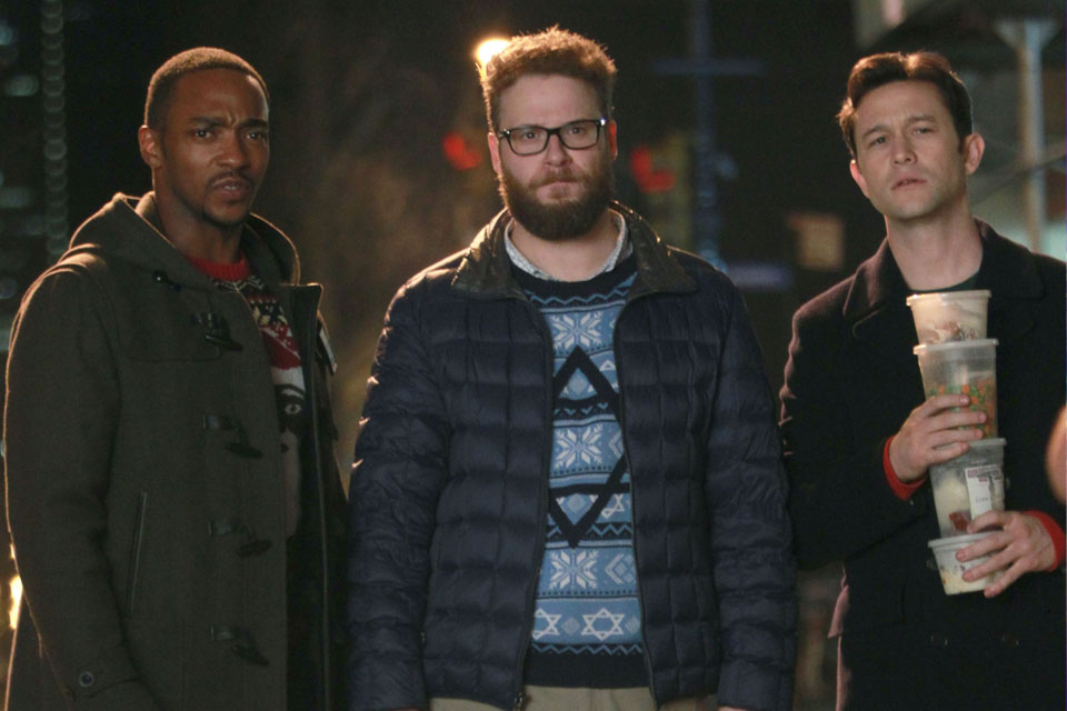 Trailer Released For 'The Night Before' Starring Seth Rogen ...