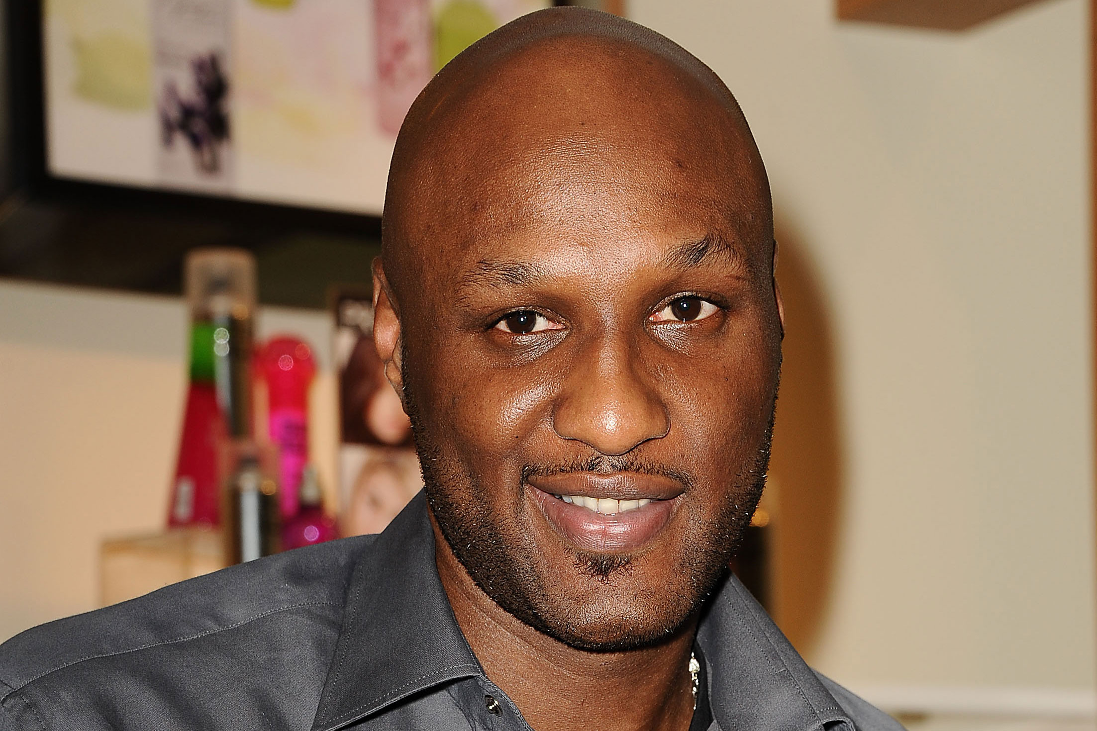 Lamar Odom Celebrating Another Year - Entertainment News ...