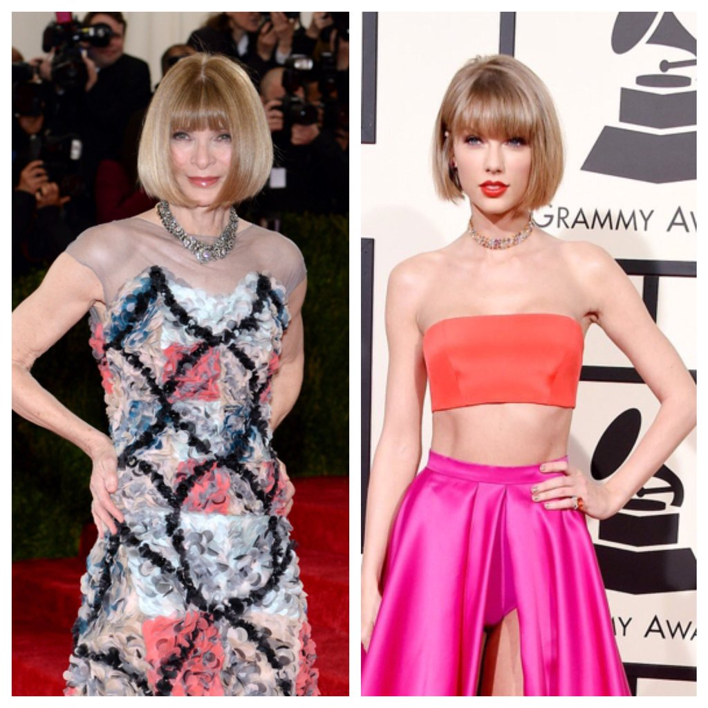 Best Memes amp Jokes About Taylor Swifts 2016 Grammys Look