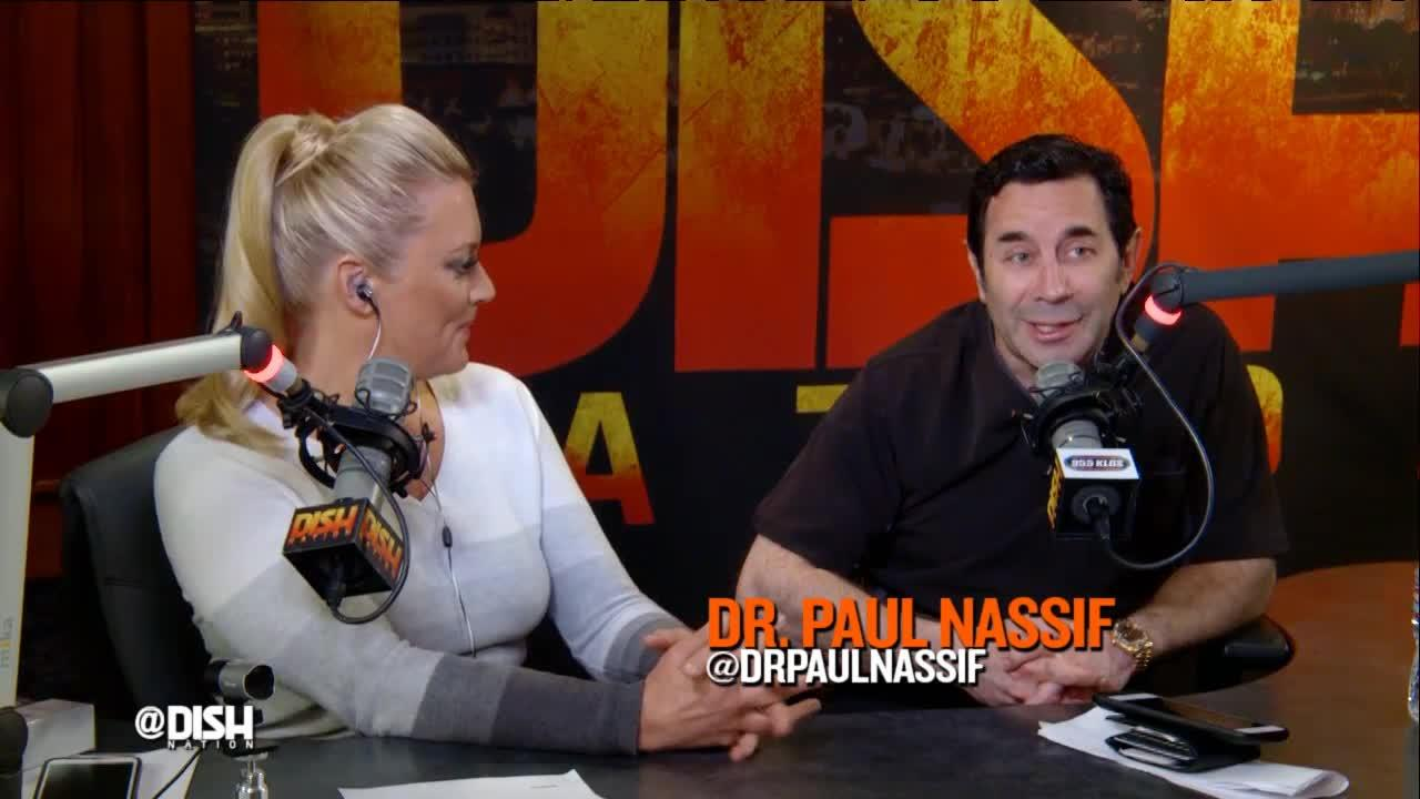 Dr Paul Nassif Gives Frank Some Pointers Dish Nation
