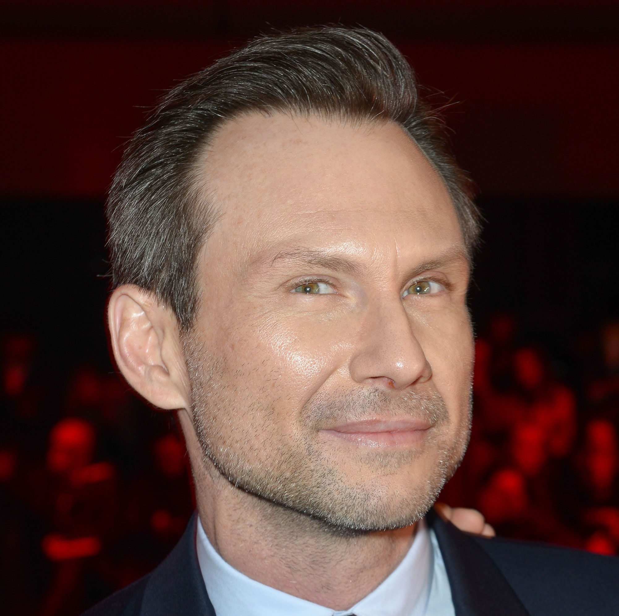 Christian Slater Sued By Father Dish Nation Entertaining