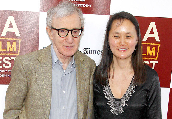 Woody Allen Talks Marriage To 'Step-Daughter' Soon-Yi - Dish Nation ...