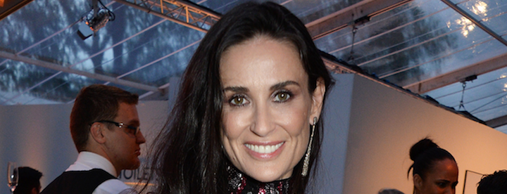 Demi Moore Ready To Date Her Age Dish Nation