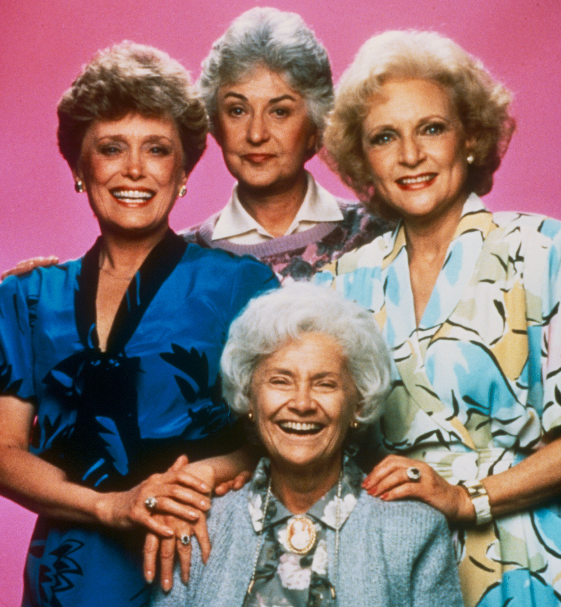 39 the golden girls 39 get a restaurant dish nation for Why did bea arthur hate betty white