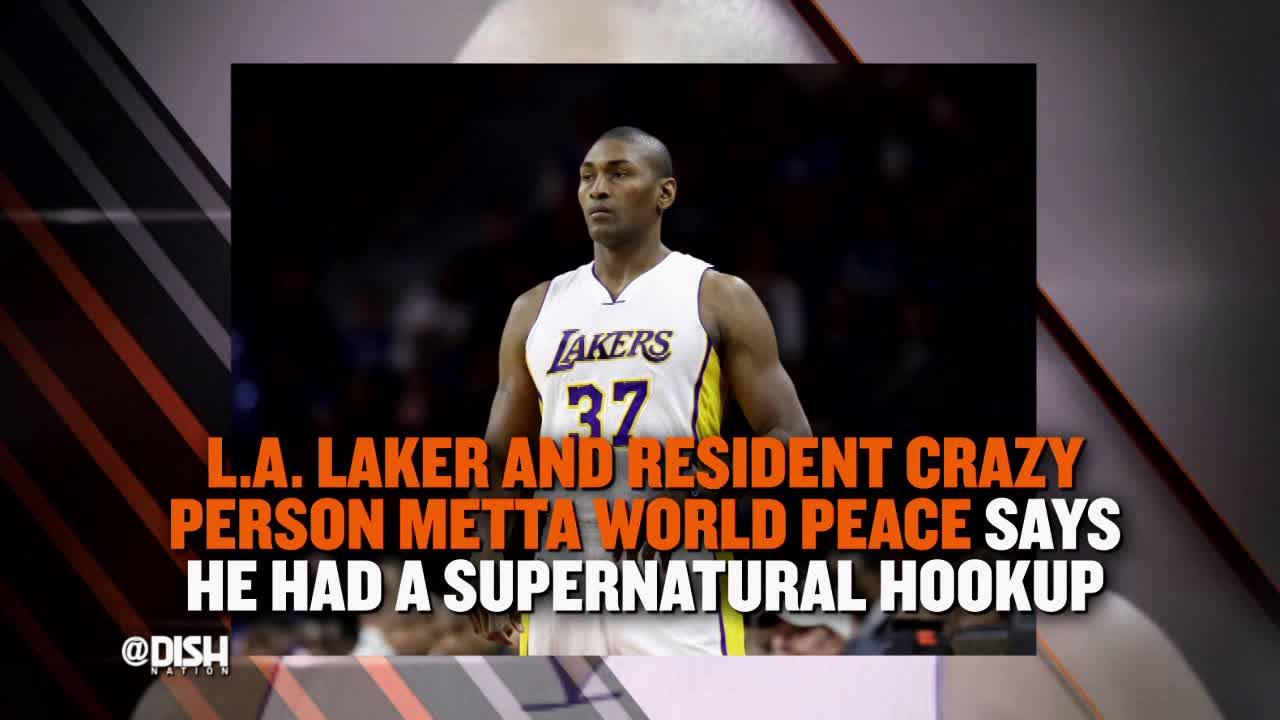 Metta World Peace Was Molested By A Ghost Dish Nation