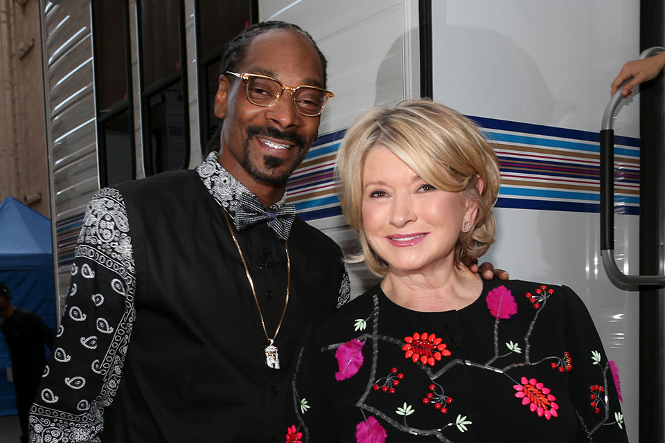 Martha stewart the hollywood gossip