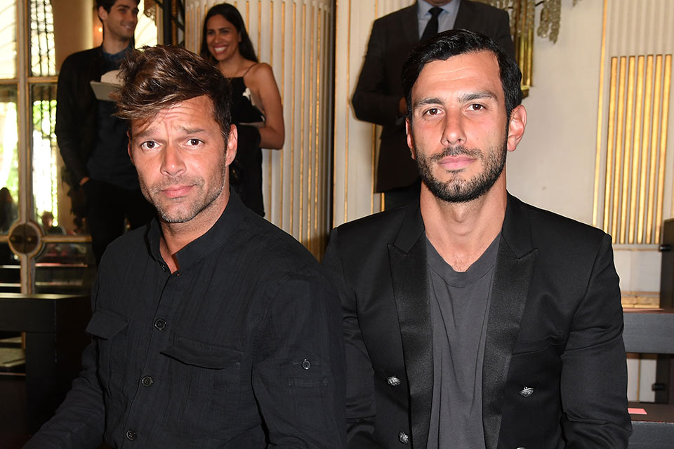 EXCLUSIVE: RICKY MARTIN'S WEDDING PLANS REVEALED - Dish ...