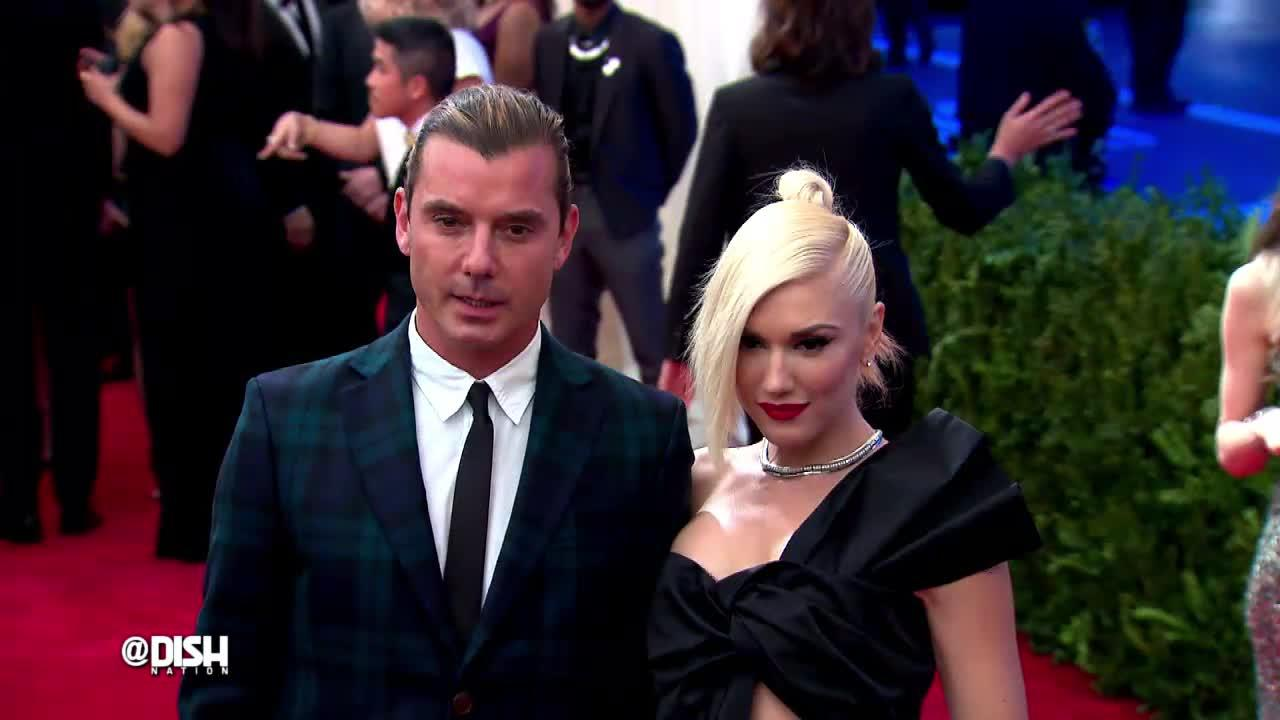 DOES GAVIN ROSSDALE MISS GWEN STEFANI? - Dish Nation ...