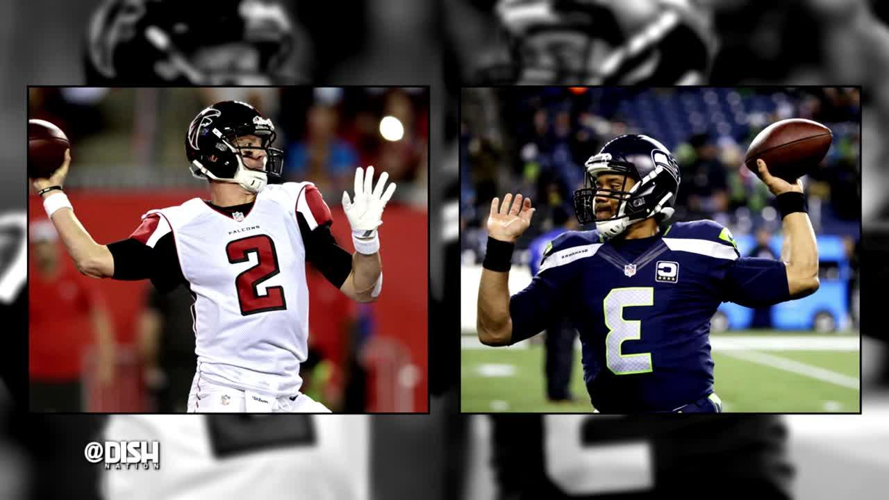 e92a95489be5 THE ATLANTA FALCONS HAVE EYES ON THE  FUTURE ! - Dish Nation ...