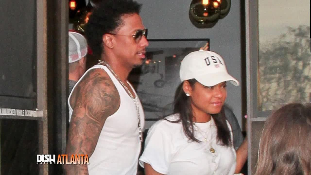 Are Nick Cannon Amp Christina Milian Back Together Dish