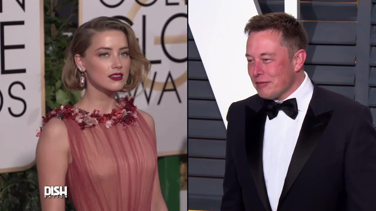 Could Amber Heard Soon Be Amber Musk Dish Nation