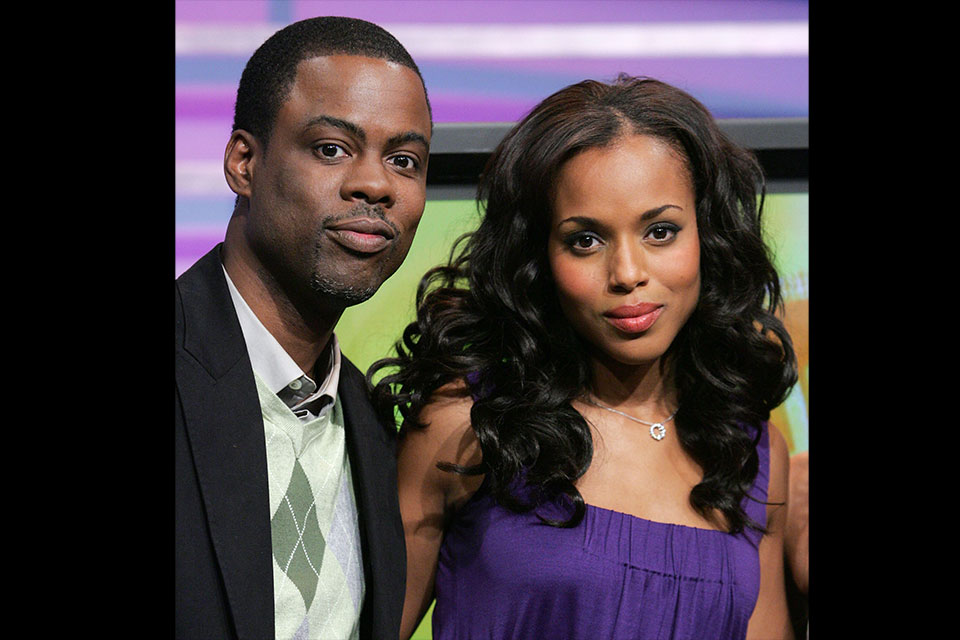 CHRIS ROCK ALLEGEDLY CHEATED WITH KERRY WASHINGTON - Dish ...