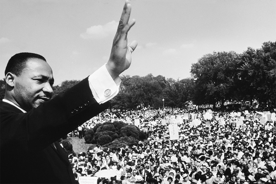 MARTIN LUTHER KING JR.'S 'I HAVE A DREAM' SPEECH WAS 54 ...