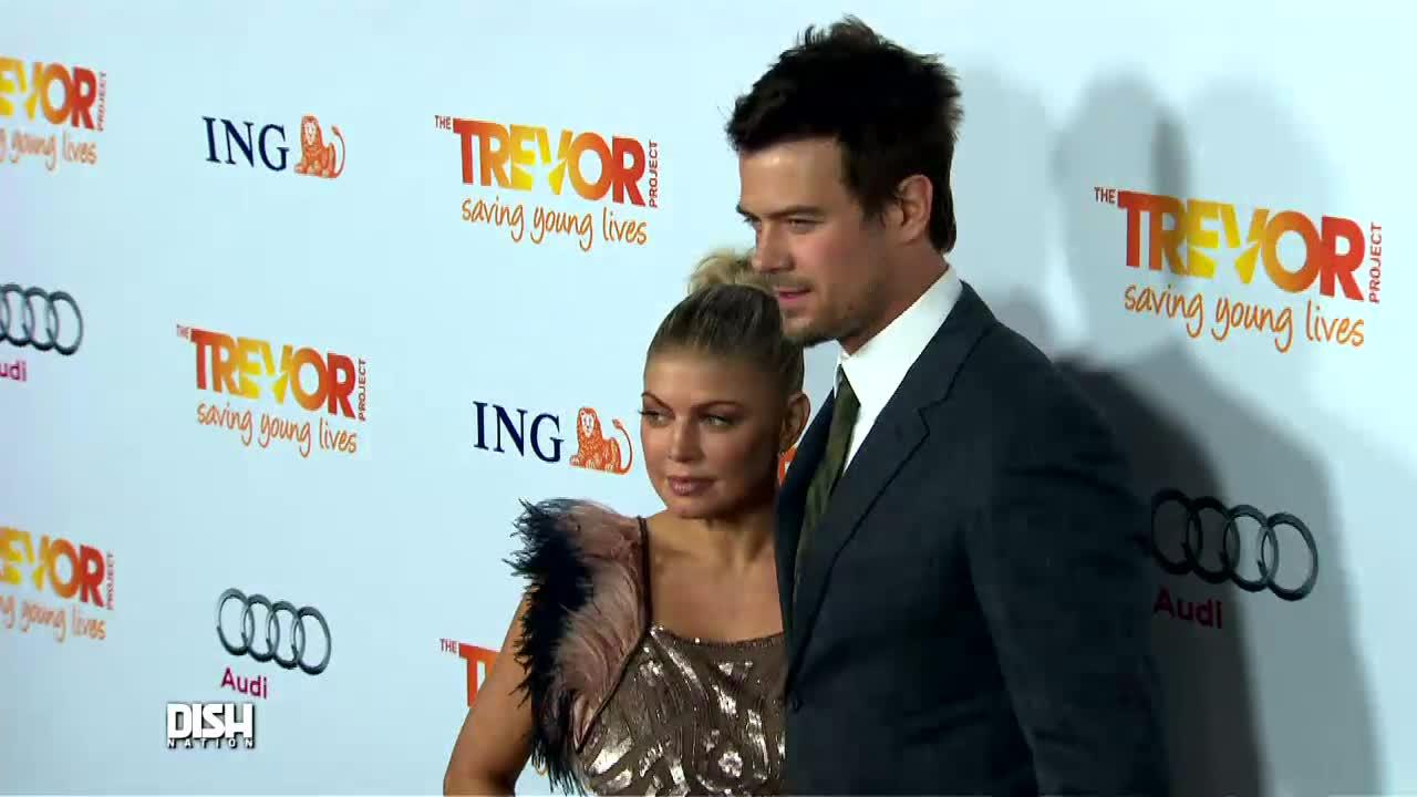 FERGIE AND JOSH DUHAMEL\'S SPLIT IS NOT FERGALICIOUS! - Dish Nation ...