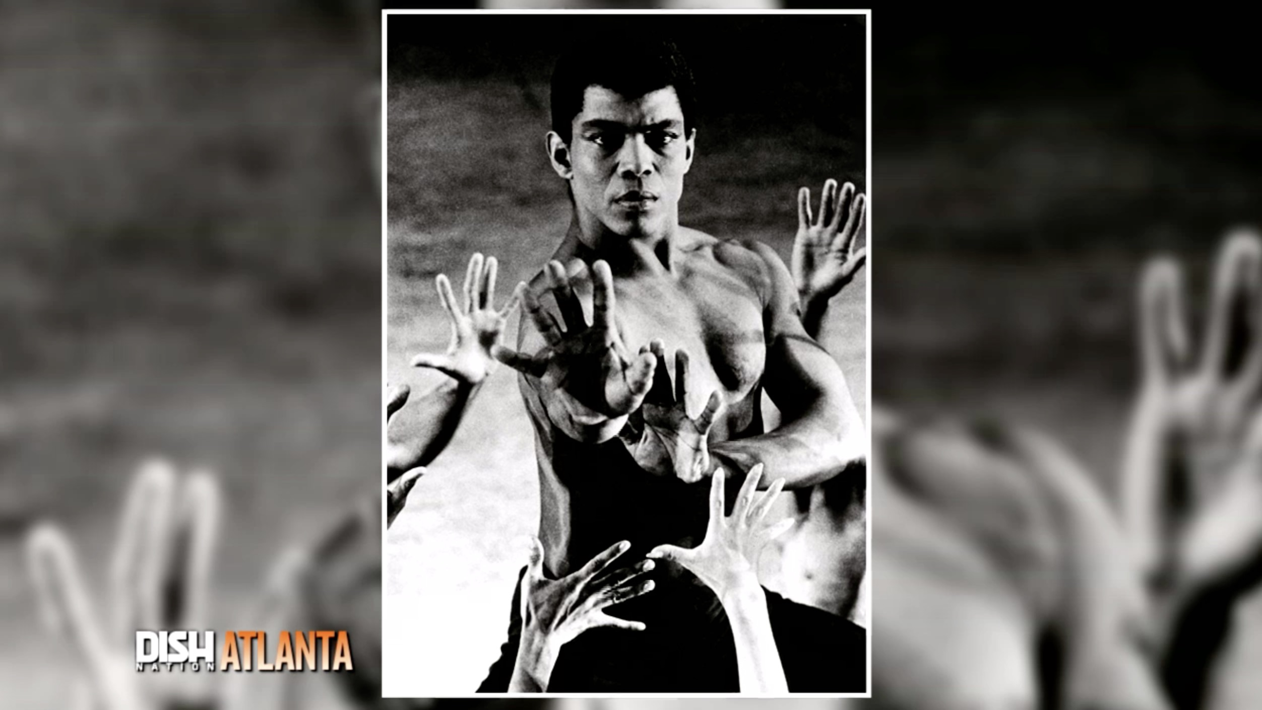 Honoring alvin ailey on black history month dish nation for Black and white shows