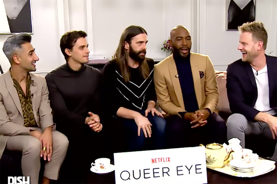 queer eye guys dating Aj and drey from the queer eye reboot are engaged, and twitter is ugly crying netflix  not all of the men are straight,  queer dating queer eye.