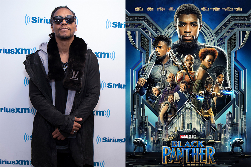 Rapper lupe fiasco is not here for black panther dish nation lupe fiasco black panther m4hsunfo