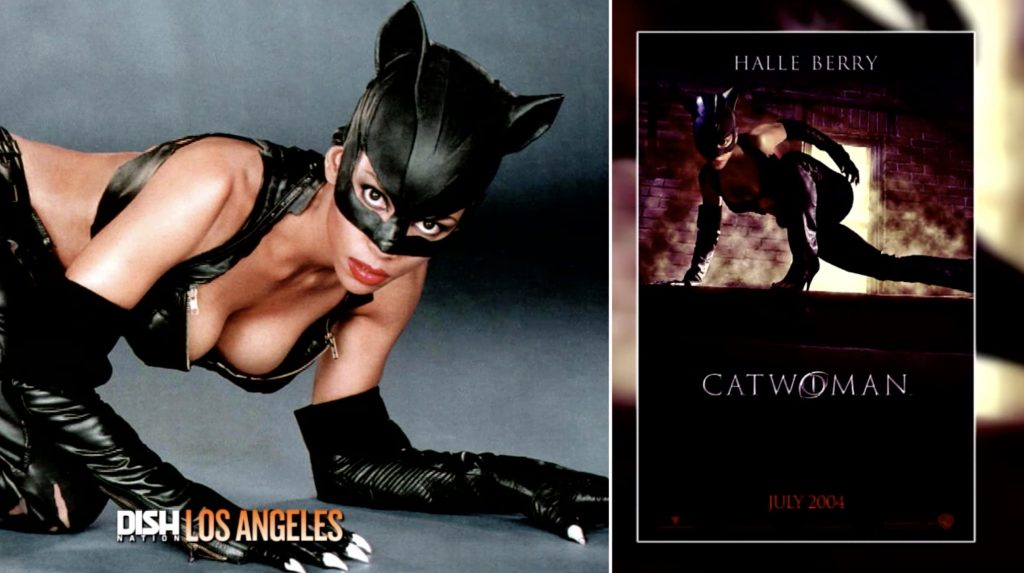 Does Halle Berry Regret Playing Catwoman Dish Nation