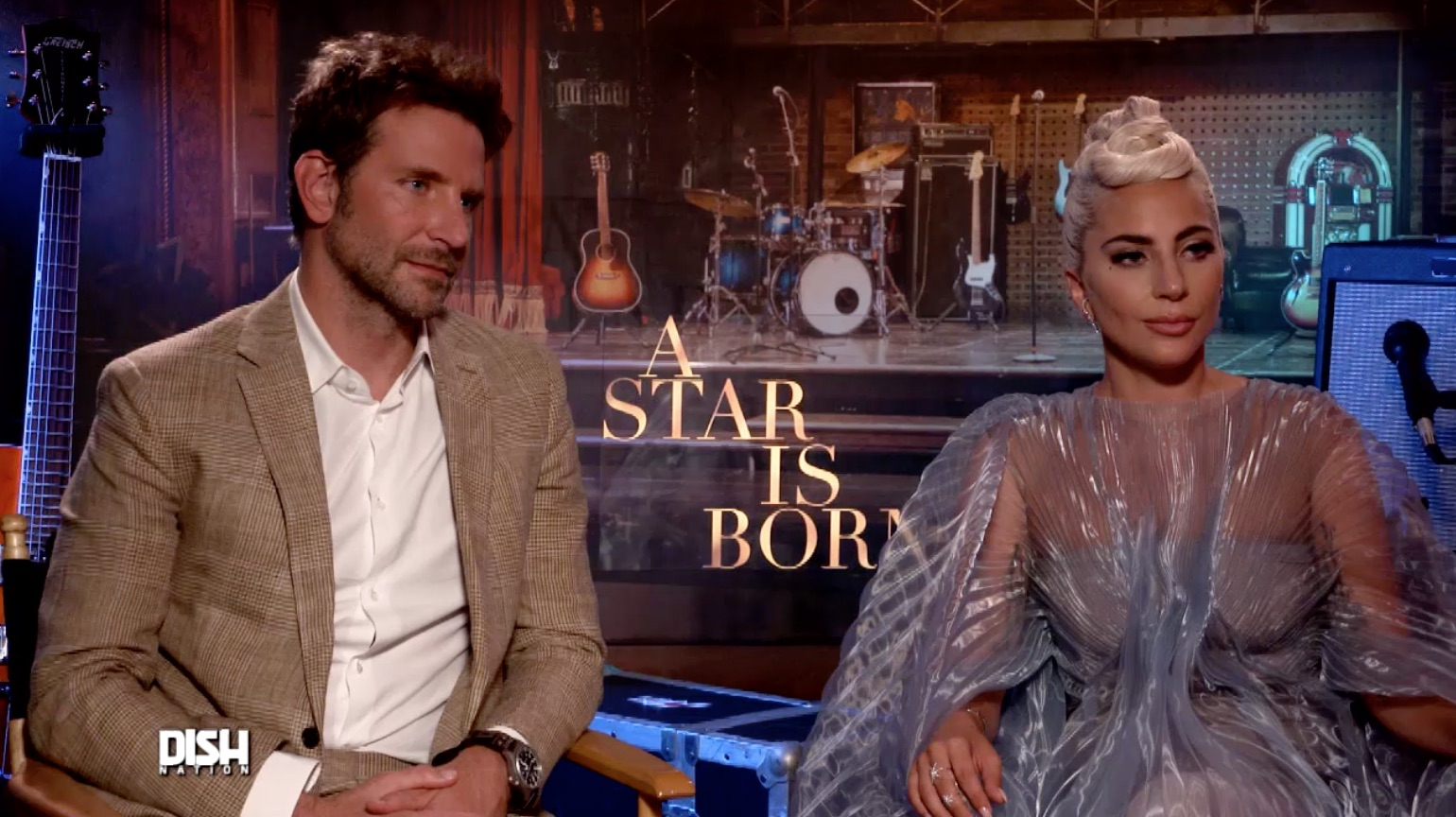 Exclusive Bradley Cooper Reveals The Cover Song That Got